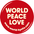 WORLD PEACE LOVE   京都